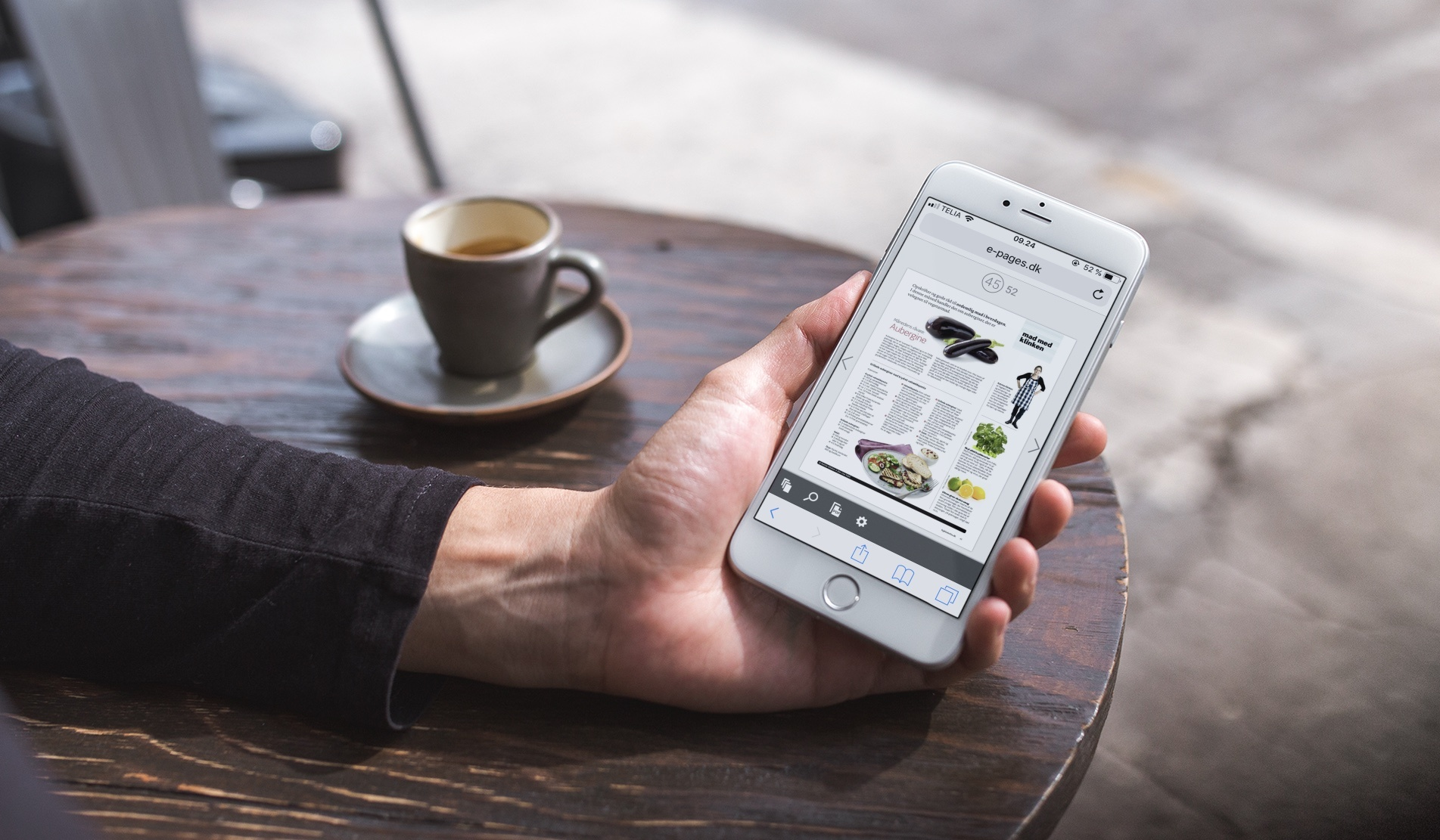 Free upgrade ensures great reading experience in mobile browsers