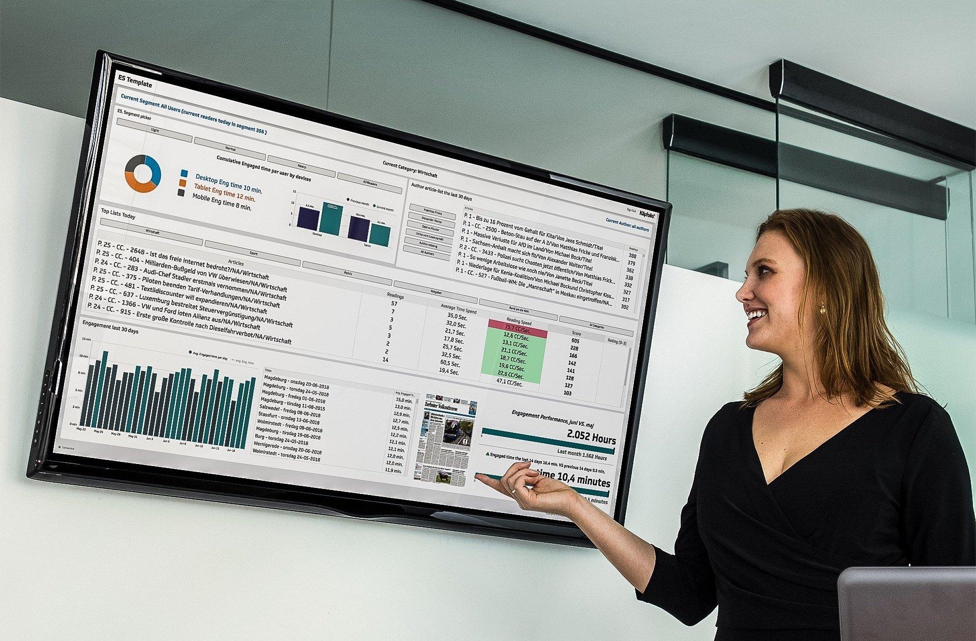 """Das neue """"Tracking Event"""" sichert die beste Datenqualität auf dem Markt"""