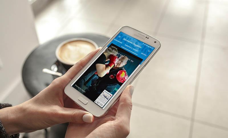 Mobile Edition - Digitales Publishing für Zeitungen und Magazine