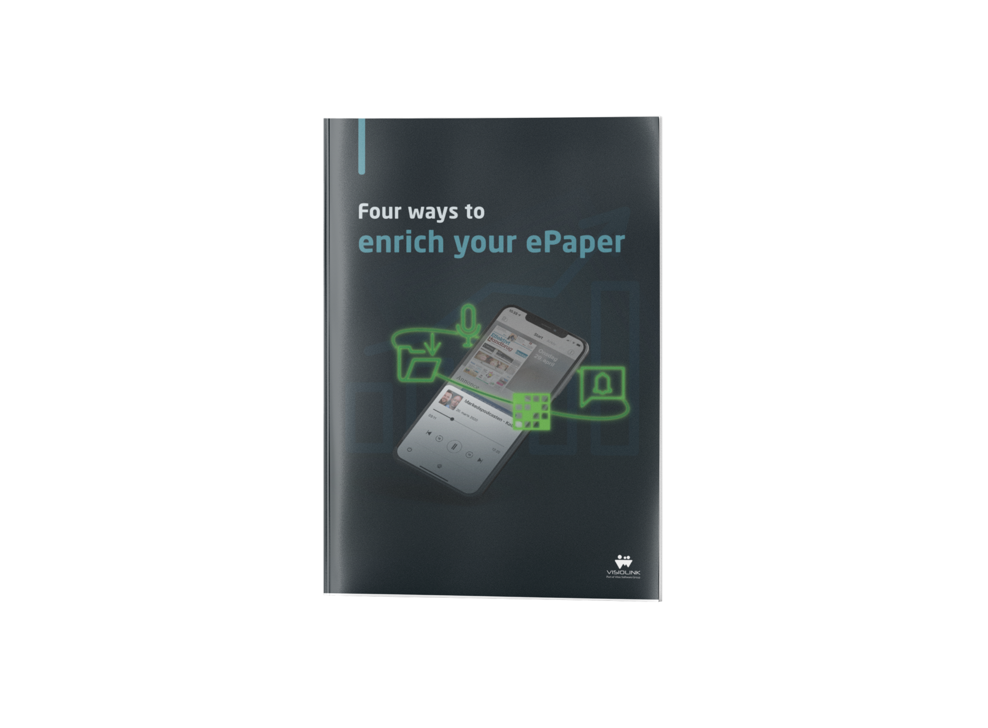 four ways to enrich your epaper-front page